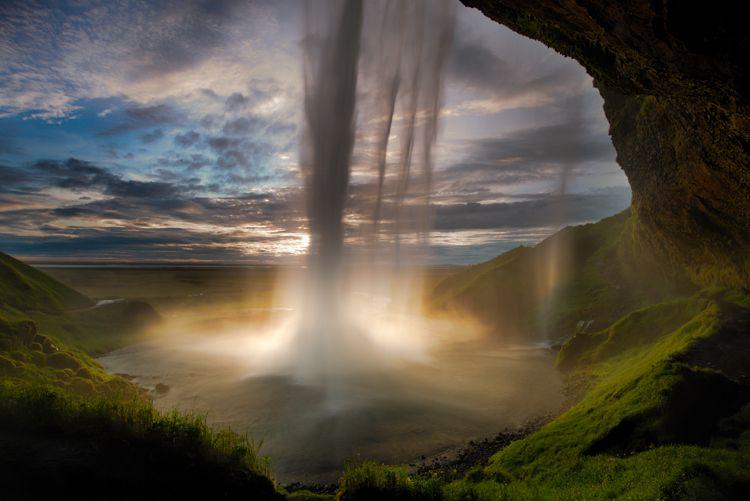 Seljalandsfoss by Joseph Rossbach, via 500px