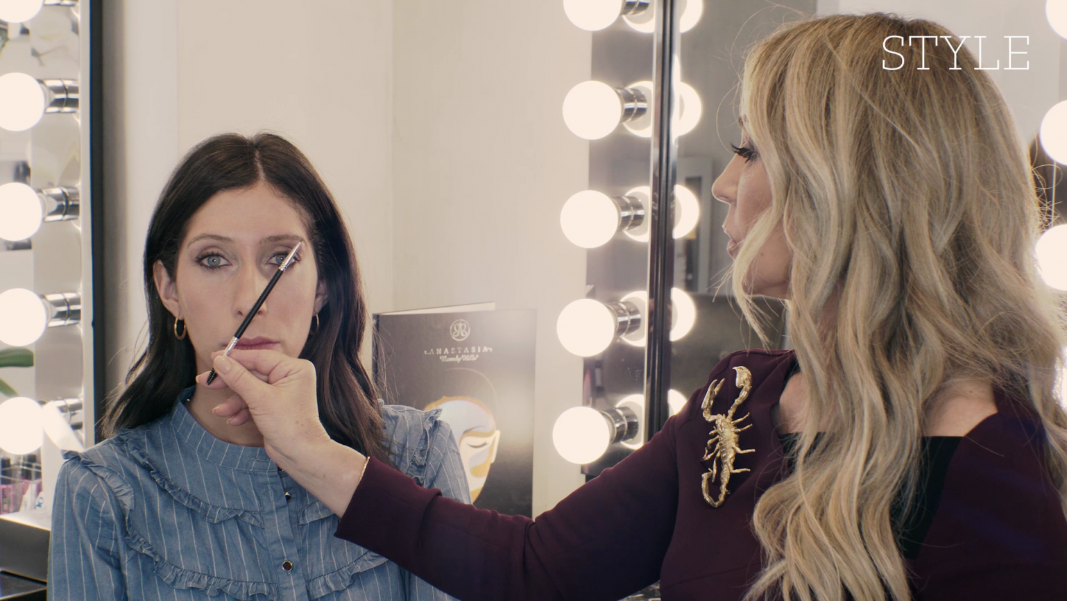 Anastasia Soare Of Anastasia Beverly Hills On How To Get The Perfect