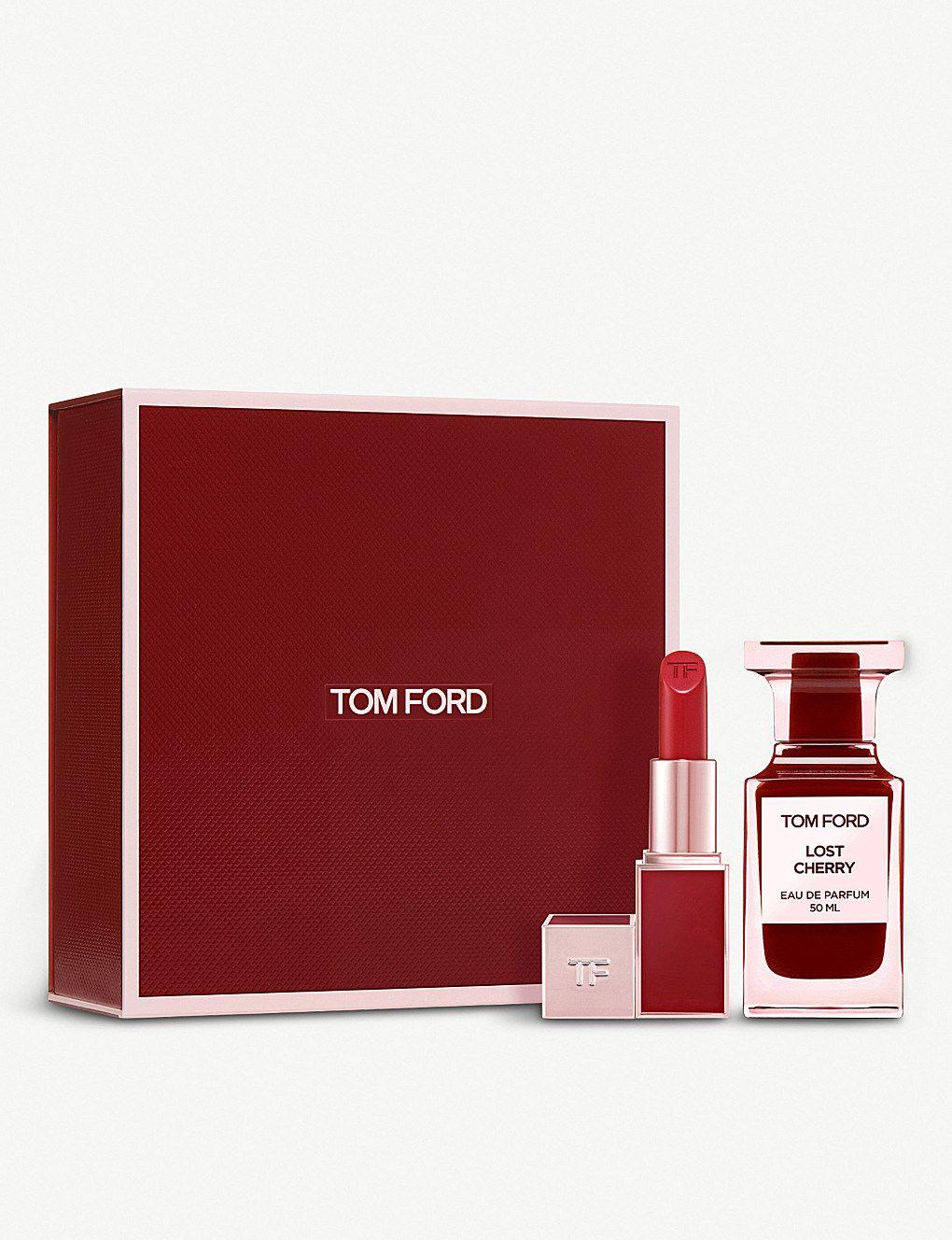 b4117386a712c TOM FORD - Lost Cherry eau de parfum and lipstick set   Selfridges.com