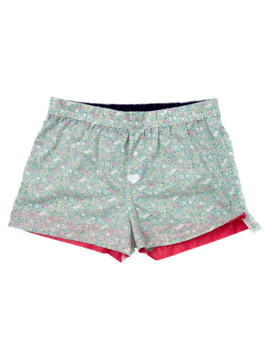Max Holliday fancy boxer short