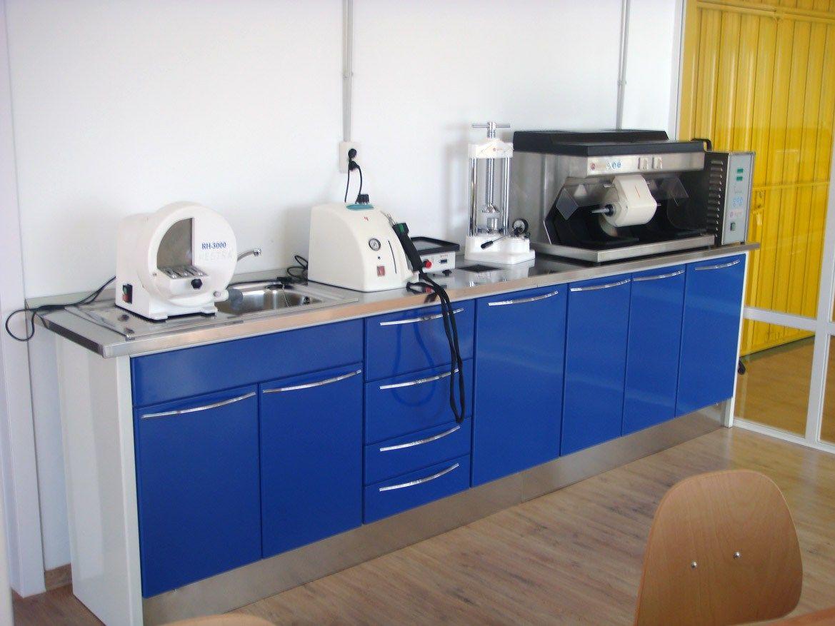 Bancada Jeb - Muebles para laboratorio dental | muebles | Pinterest ...
