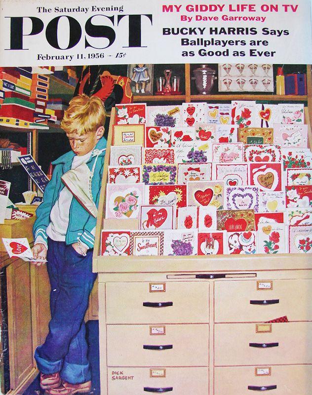 Post - Valentine shopper