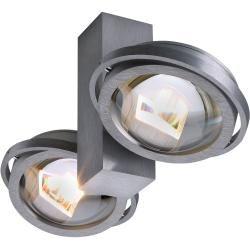 Photo of DeLight Logos Led Office Spot 2+ ceiling spot, chrome high gloss DelightDelight