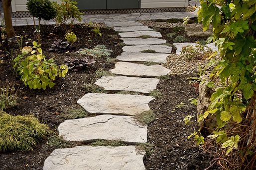 Like The Most Beautiful Gardens Landscaping Supplies Garden Stepping Stones