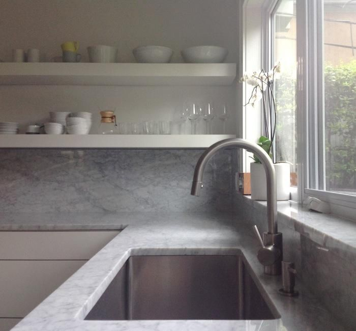High/Low: Dornbracht Vs. Grohe Kitchen Faucet | Polished Chrome