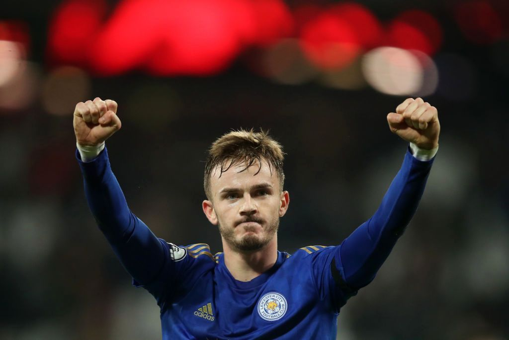 James Maddison Wants A Move To Manchester United Picture Getty Images James Maddison Wants To Leave L In 2020 Manchester United Manchester United Fans James Maddison