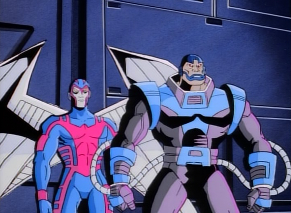 X Men The Animated Series Season 1 10 Apocalypse Marvel X Men Animation Series