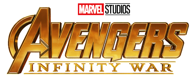 AVENGERS INFINITY WAR 2 Logos PNG 2 Textless Movies