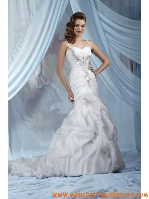 Bridal wedding dress 10022