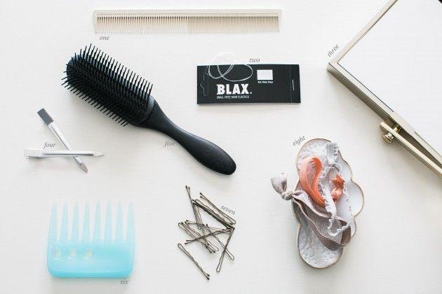 Hair Tools Kit -- View More: http://jordanmaunder.pass.us/small-things