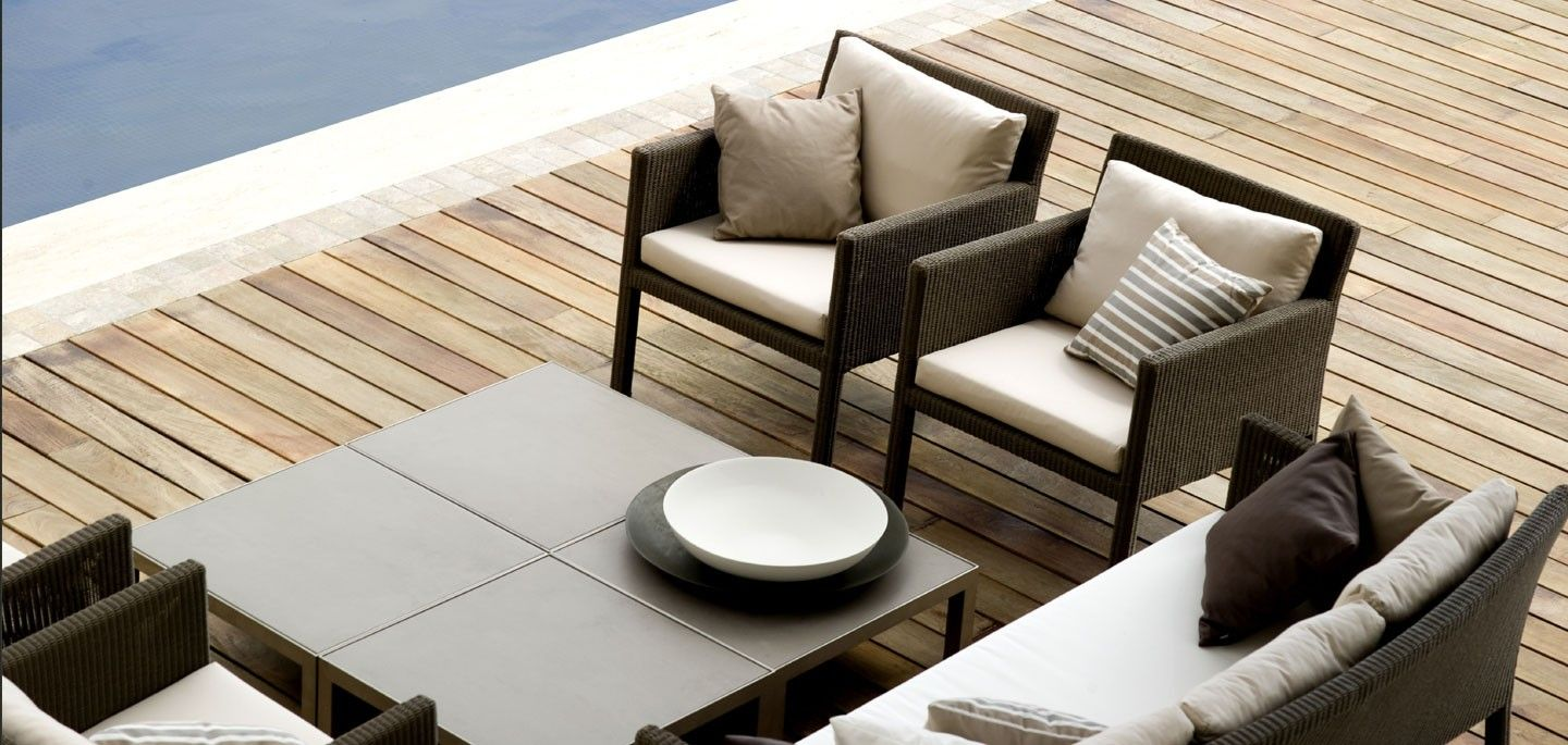 Terra casual chair made from Canax, handwoven. A combination of PVC and hemp, fit for outdoor use.