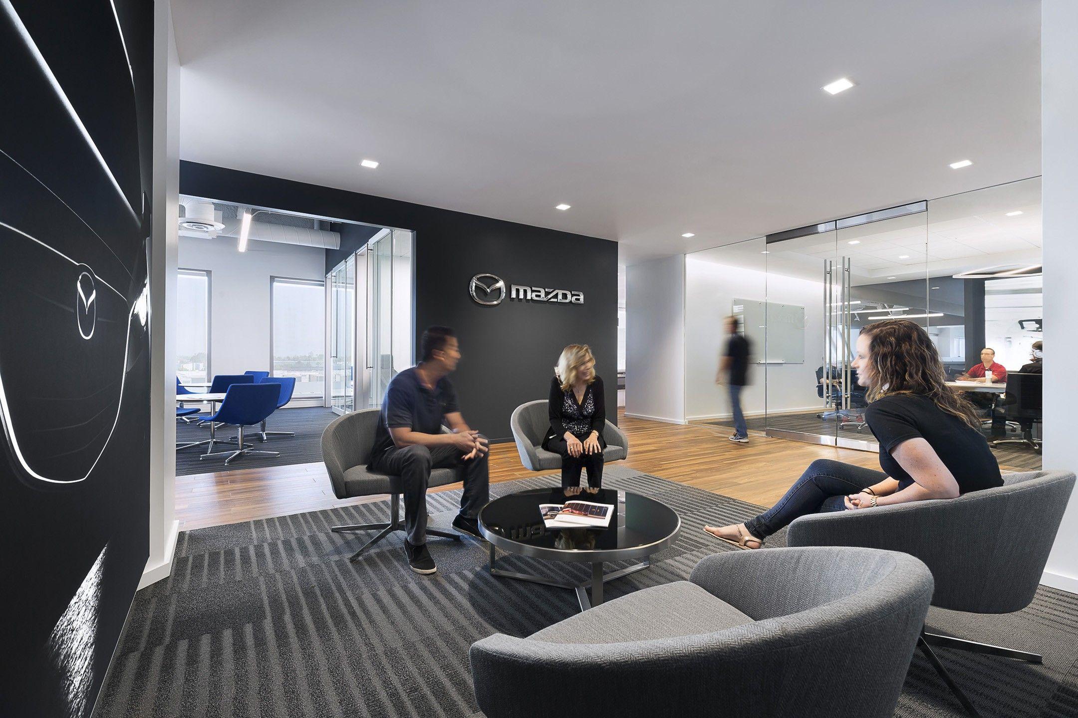 Mazda Western Regional Office Lpa Inc Design Firms Design Home