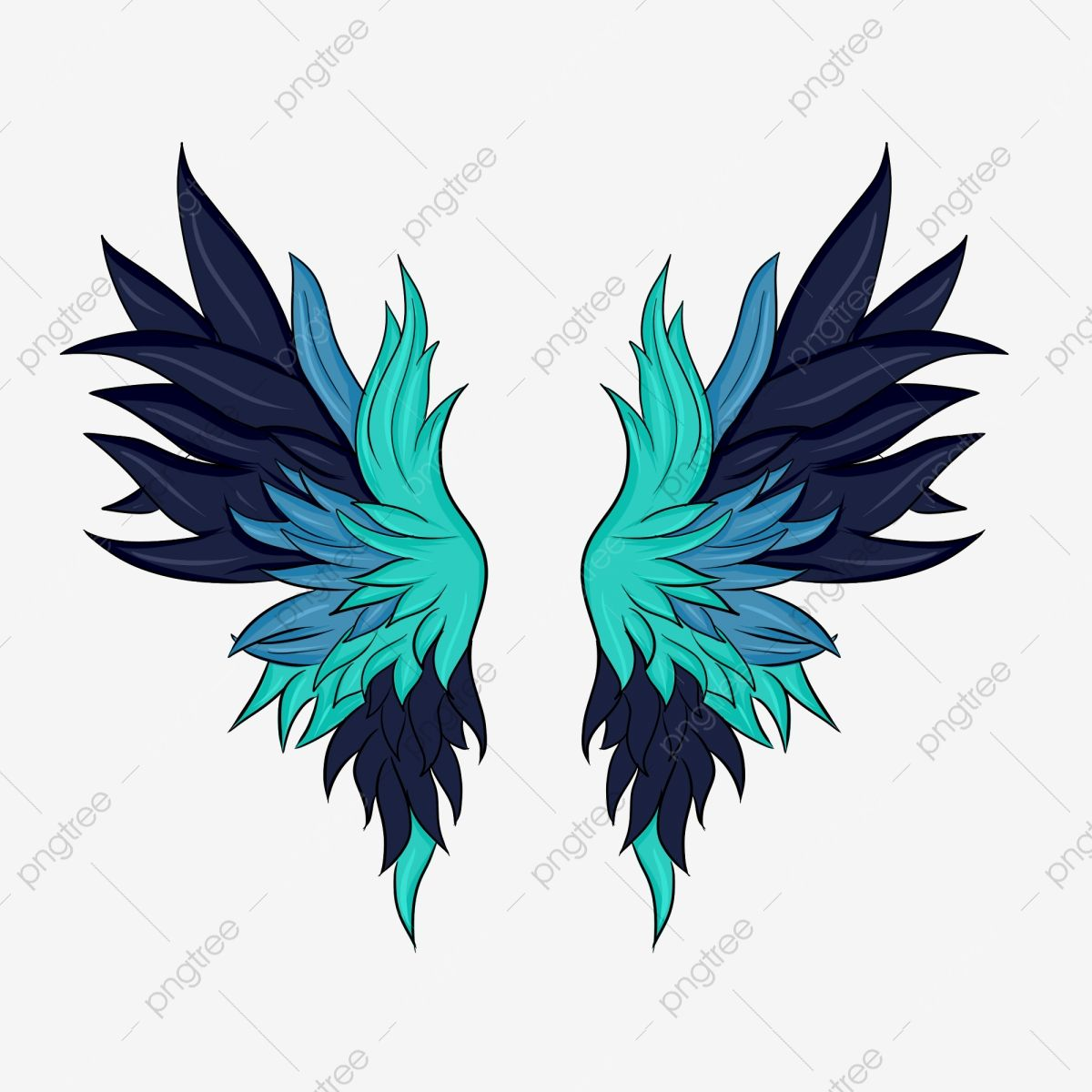 Wing Wing Clipart Source File Angel Wings Png Transparent Clipart Image And Psd File For Free Download Wings Png Angel Wings Png Wings