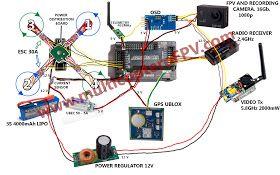apm wiring, conexiones con gps, osd y telemetría drones droneapm wiring, conexiones con gps, osd y telemetría