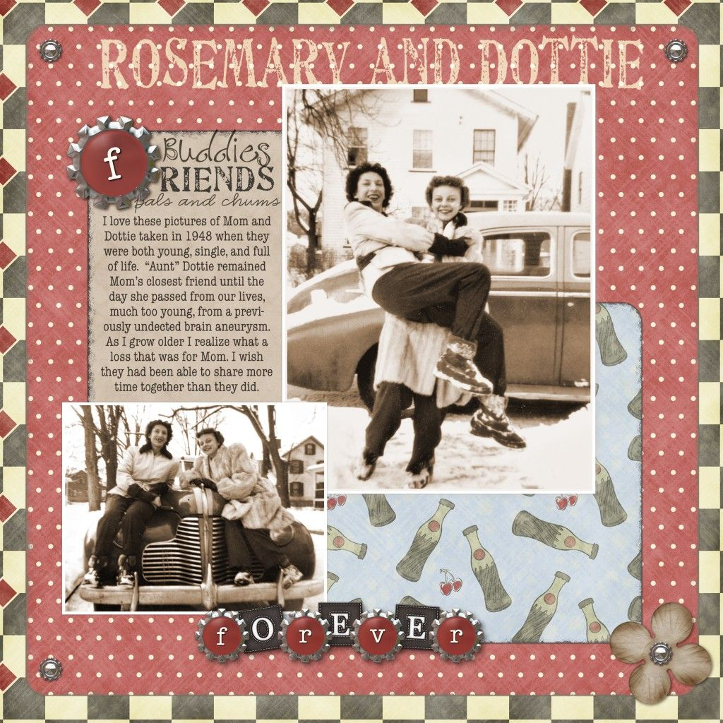 Scrapbook journaling ideas free - Pattie Knox Family History Scrapbooking Free Masterful Scrapbooking Design Interview