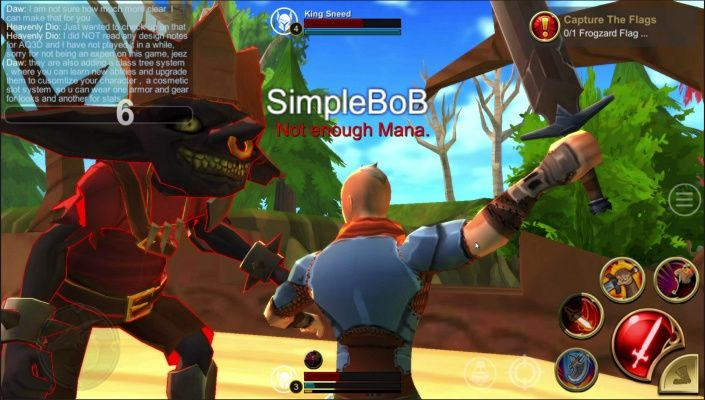 AdventureQuest 3D is a Free-to-play cross-platform, Role-Playing