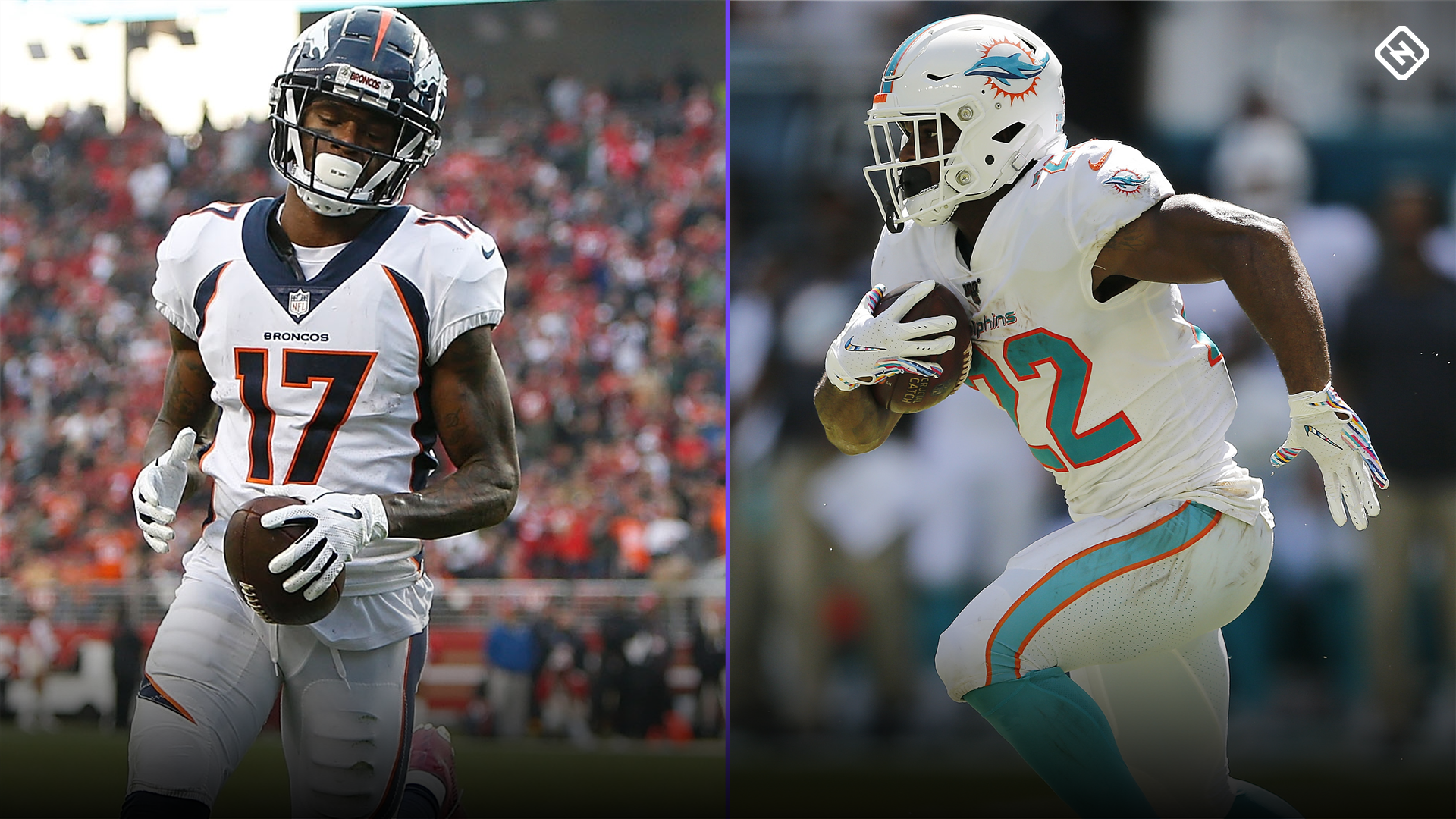 Fantasy Football Waiver Wire Watch List for Week 9