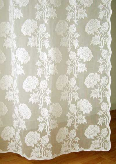 madras lace curtain panels rosemary