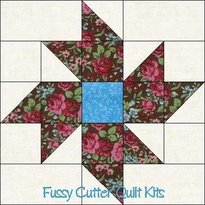 Easy Fussy cut quilt blocks | Quilt Blocks | Quilts & Quilting ... : pre cut quilt blocks - Adamdwight.com