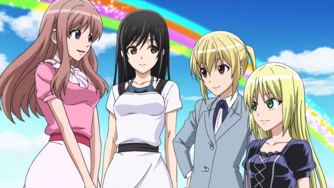 Spring 2014 Anime Mid Season Impressions Part II Ganbare