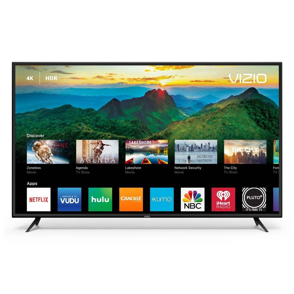 The 2018 VIZIO DSeries 4K HDR Smart TV made just for you