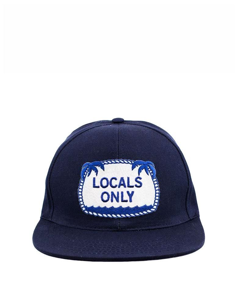 552fa4a3ad2 Locals Only Hat-M. Carter-Strange Ways
