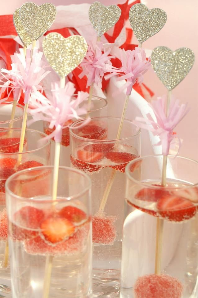 Little Big Company | The Blog: Will You be my Valentine? Dessert Table by Dandy & Darling