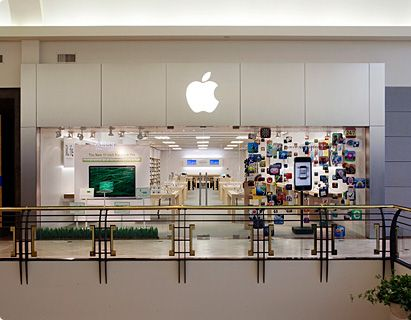Apple Retail Store Crabtree Valley Mall Apple Store Store Fronts Store