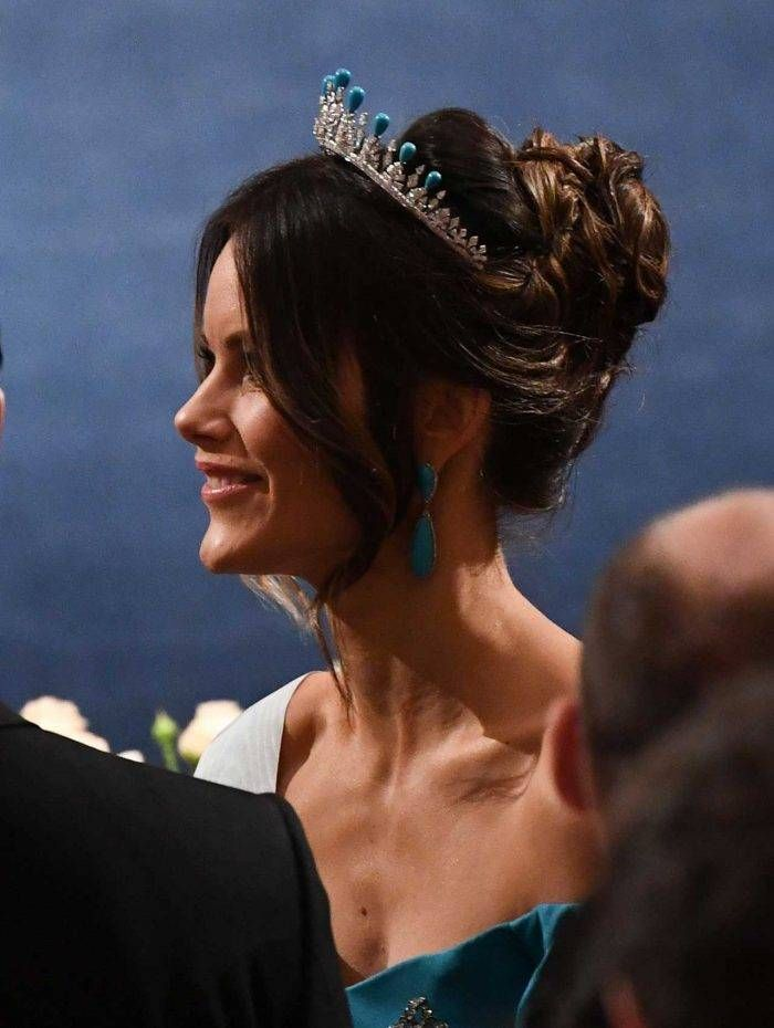 10 December 2019 Swedish Royals Attend Nobel Prize Ceremony And Banquet In Stockholm Princess Sofia Prinsessa Och Klanningar