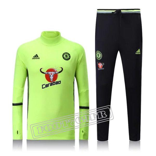 ensemble de foot Chelsea nouvelle