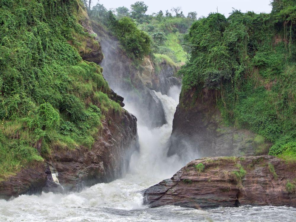 Africa Map Congo River%0A Nile River   Africa u    s   Seven Natural Wonders