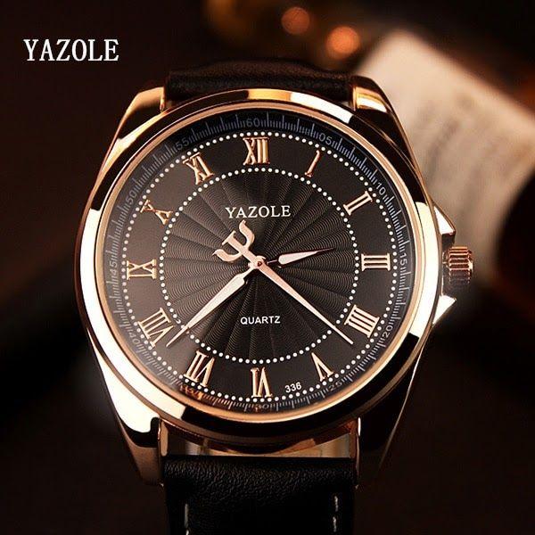 dd20b133b buy online yazole quartz watch men top brand luxury famous buy online  yazole quartz watch men