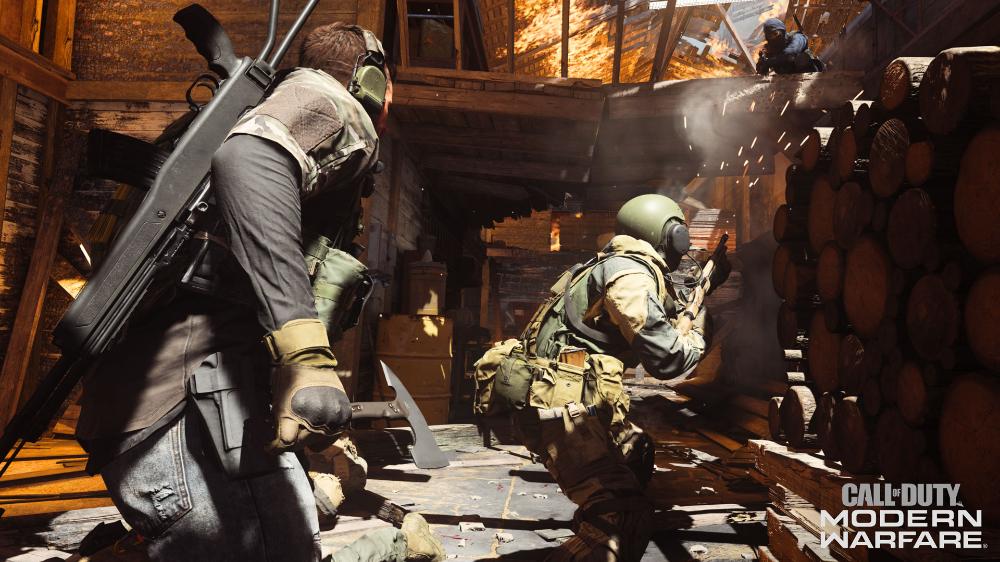 A Hero Returns In Call Of Duty Modern Warfare Season Three In 2020 Modern Warfare Call Of Duty Warfare