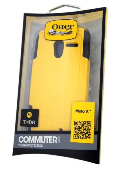 OtterBox Commuter Case for Motorola Moto X (1st gen) - Hornet