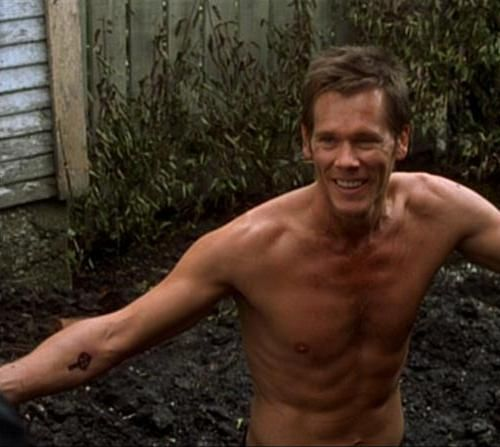 KEVIN BACON SHIRTLESS IN THE MOVIE STIR OF THE ECHOES (With images ...