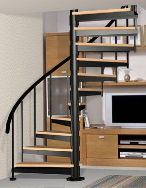 Escaleras de medio caracol buscar con google escaleras - Escaleras caracol precios ...