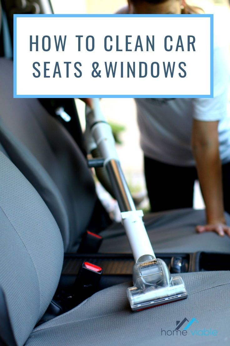 Learn how to quickly clean and detail your car interior, including cloth, fabric, and leather car se