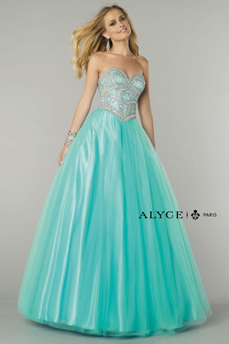 This Alyce Paris prom 2015 dress at Bridal & Formal by RJS Nashville ...