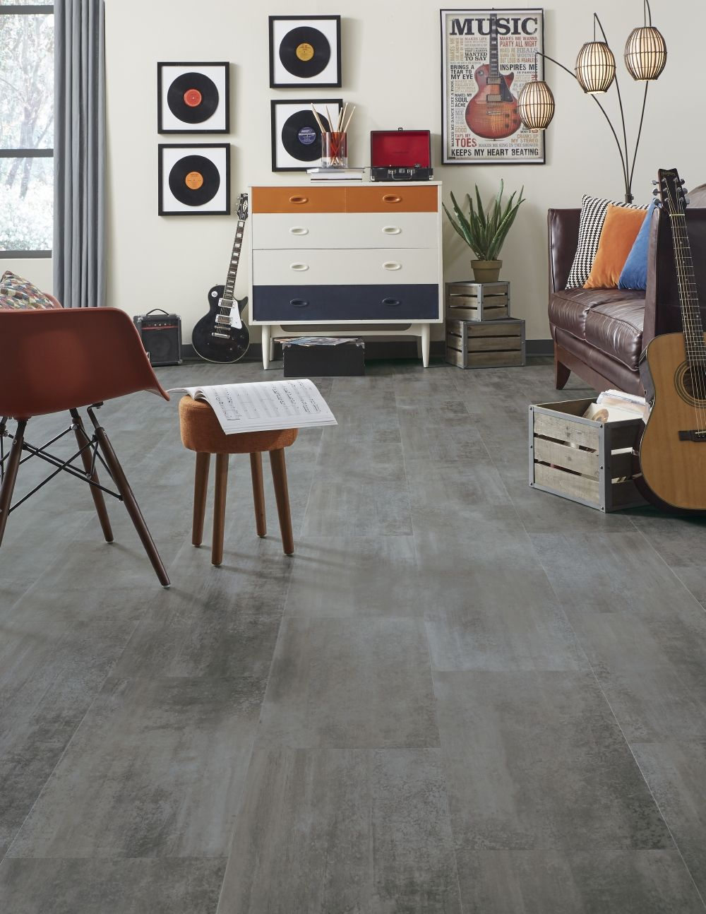 This adura max lvt will look amazing in your home looks like tile this adura max lvt will look amazing in your home looks like tile but dailygadgetfo Choice Image