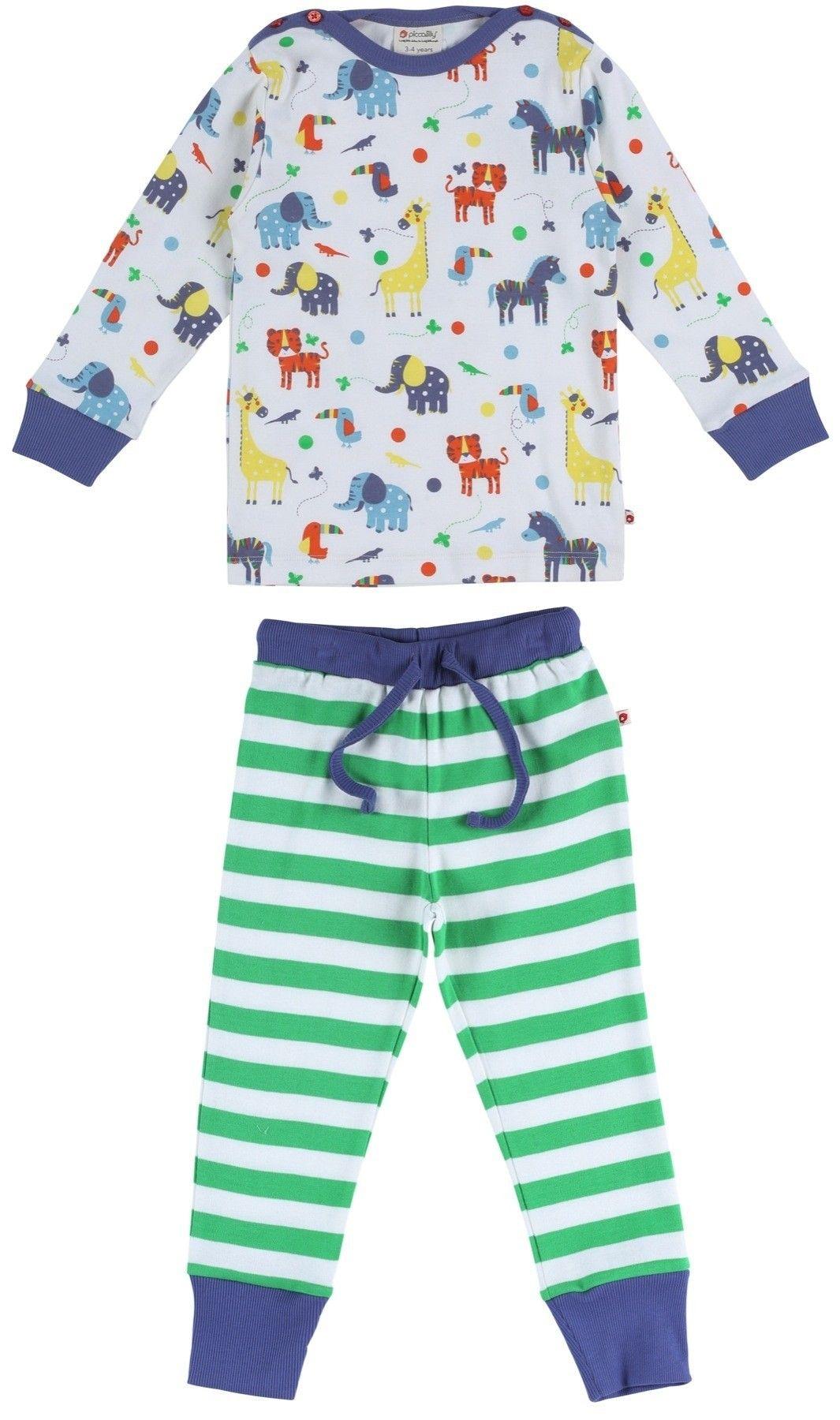 3531d1c8a54a Organic Cotton Boys Pajamas