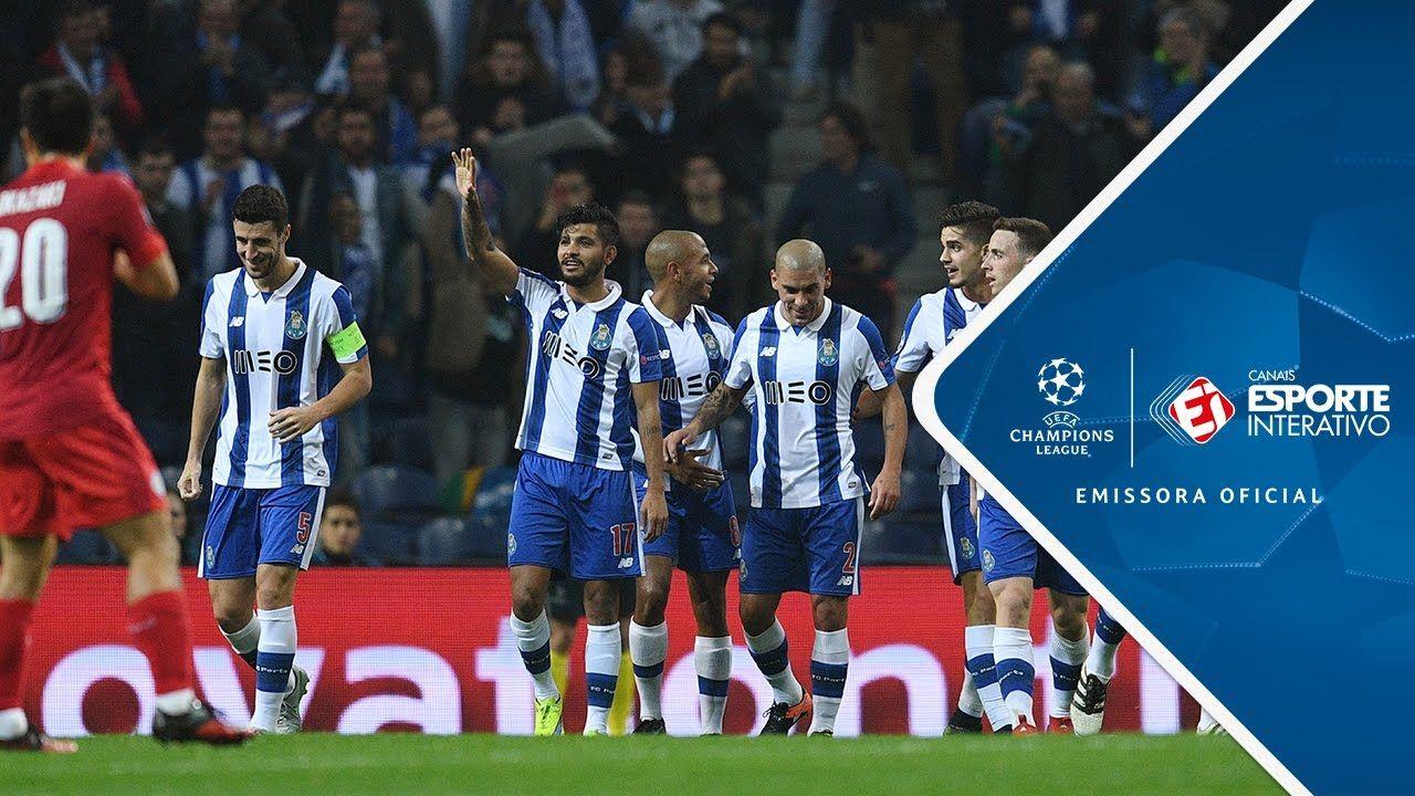 Melhores Momentos Porto 5 x 0 Leicester Champions