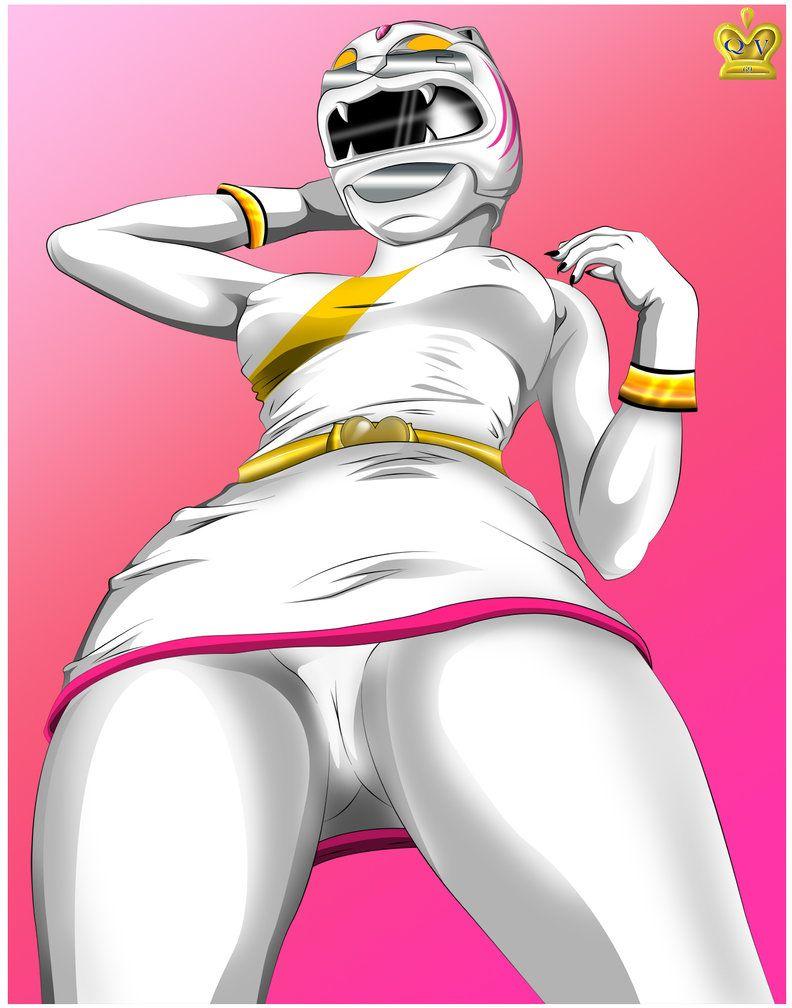 Yellow Power Ranger Hentai Porn 3038