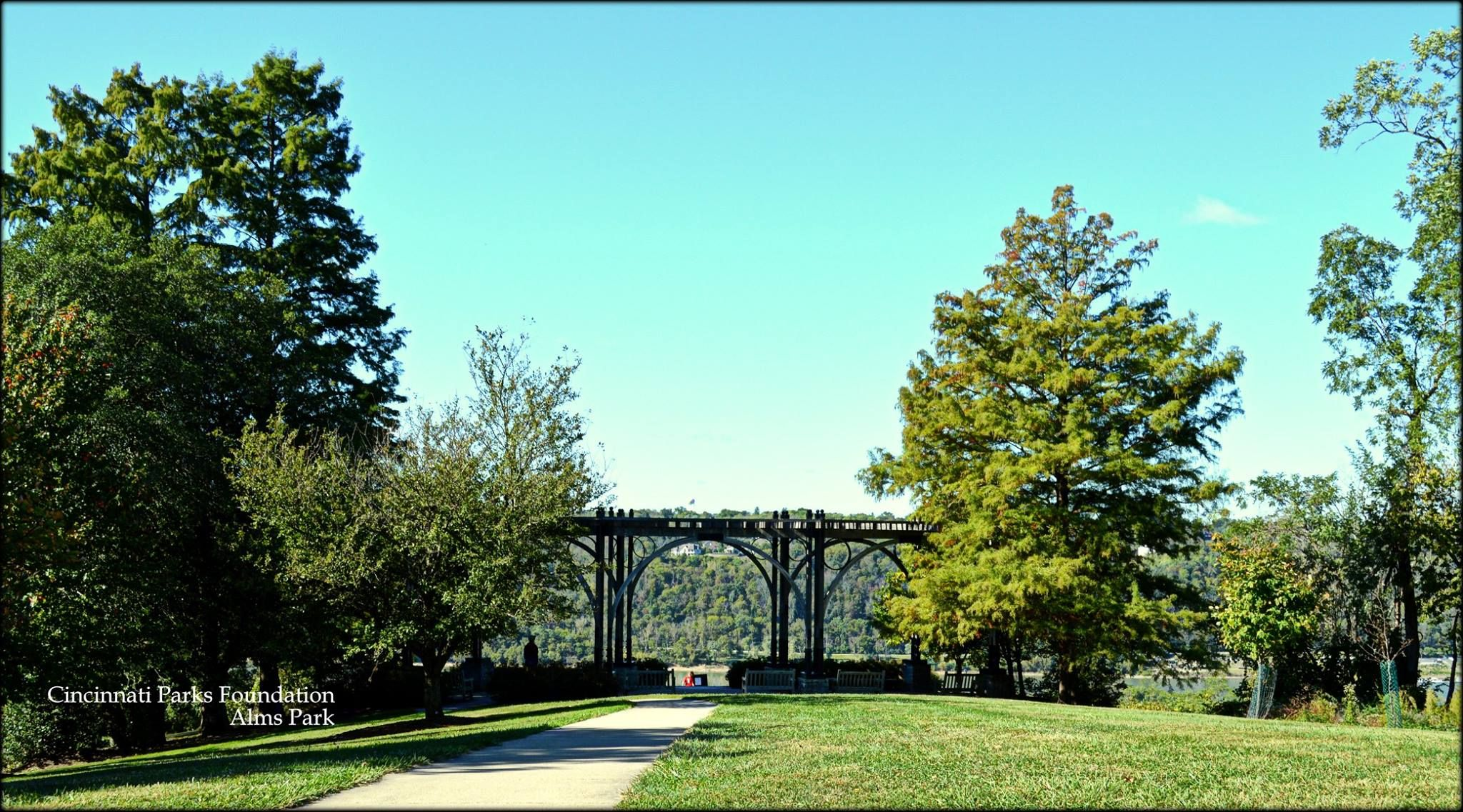 Alms Park Cincinnati Ohio Cincinnati Parks Cincinnati Urban Park