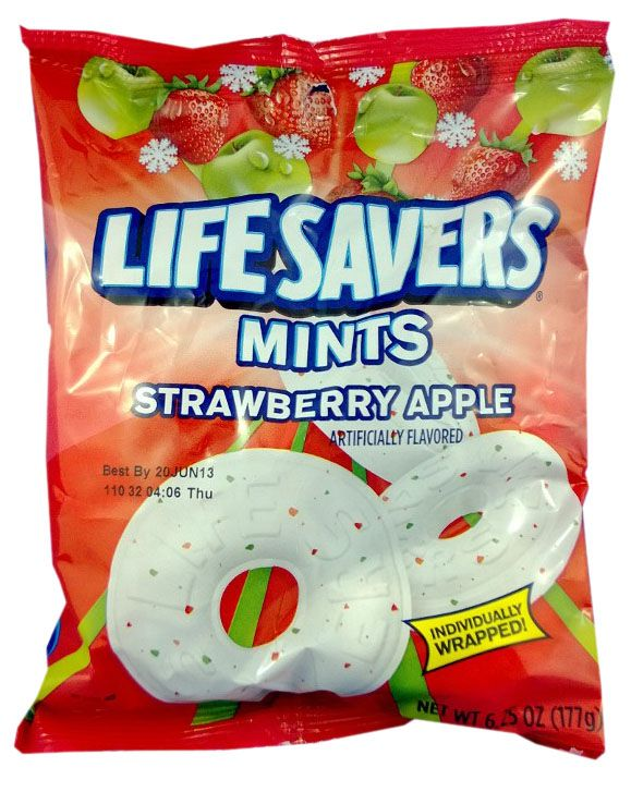 3 free lifesaver mints bags  cvs 11  3