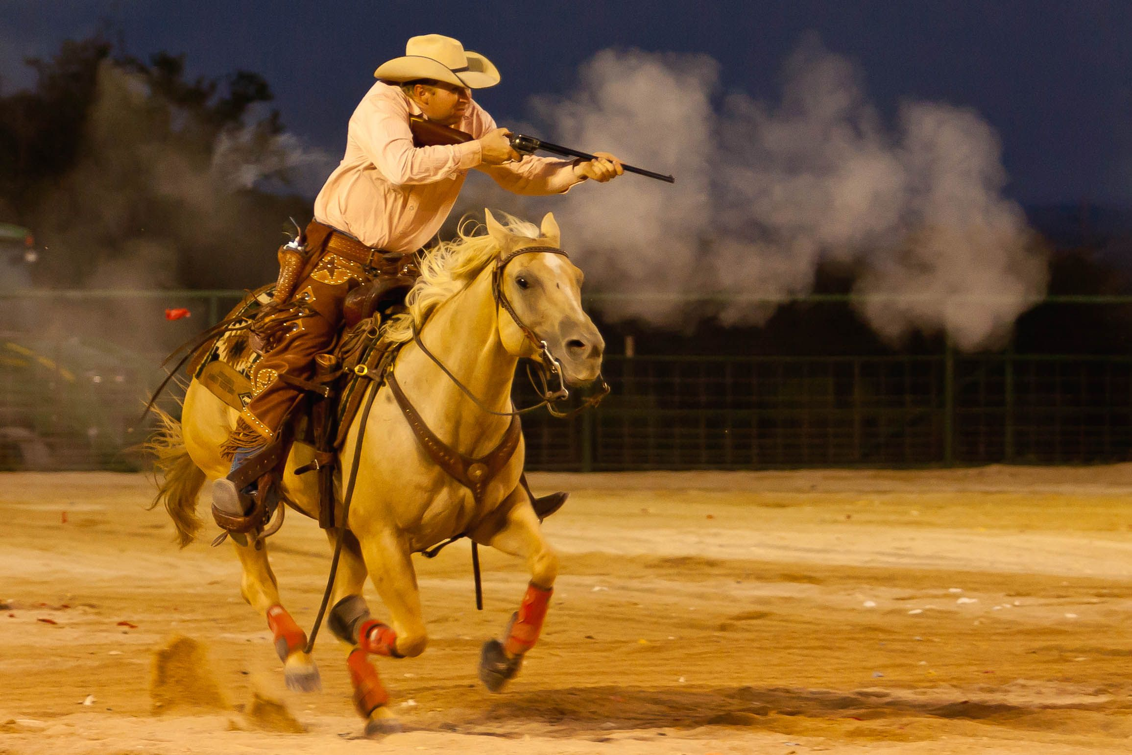 VIRGINIA - 2013. Western Era, Old West Cowboy, Marshall, Sheriff ...