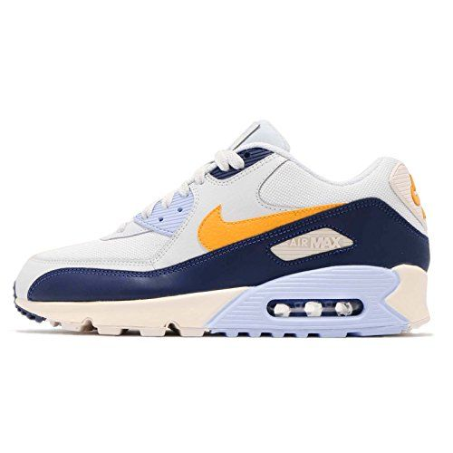 Nike Mens Air Max 90 Essential Running Shoes Pure Platinum