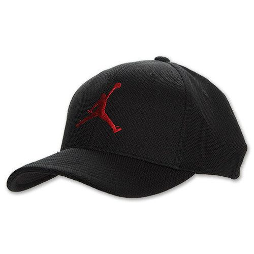 Air Jordan Stretch Pique Fitted Hat 404424 010 Size s M | eBay
