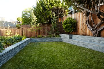 Contemporary Fence Design Ideas, Pictures, Remodel and Decor