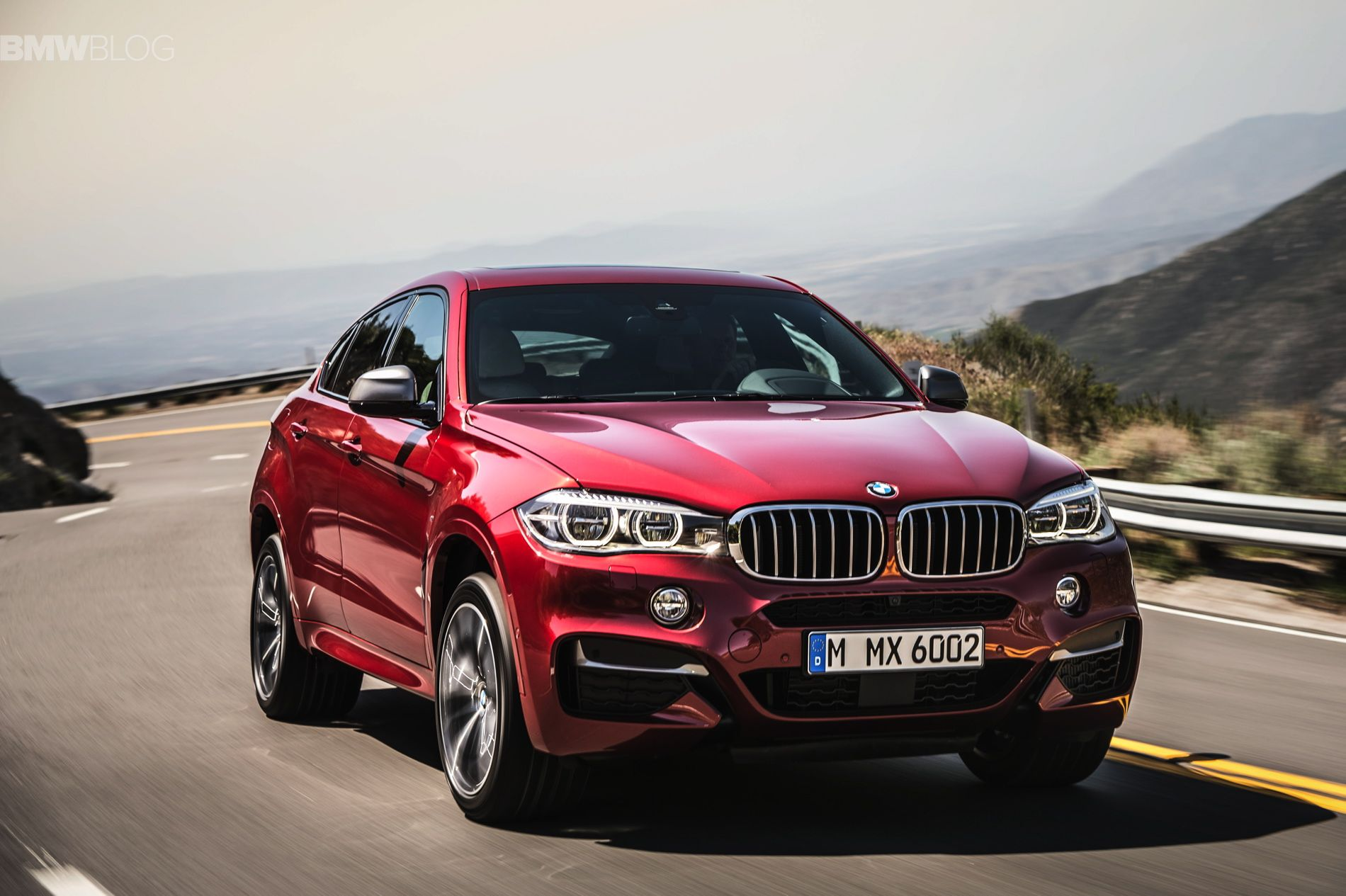 The New 2015 Bmw X6 Bmw X6 Bmw Bmw X7