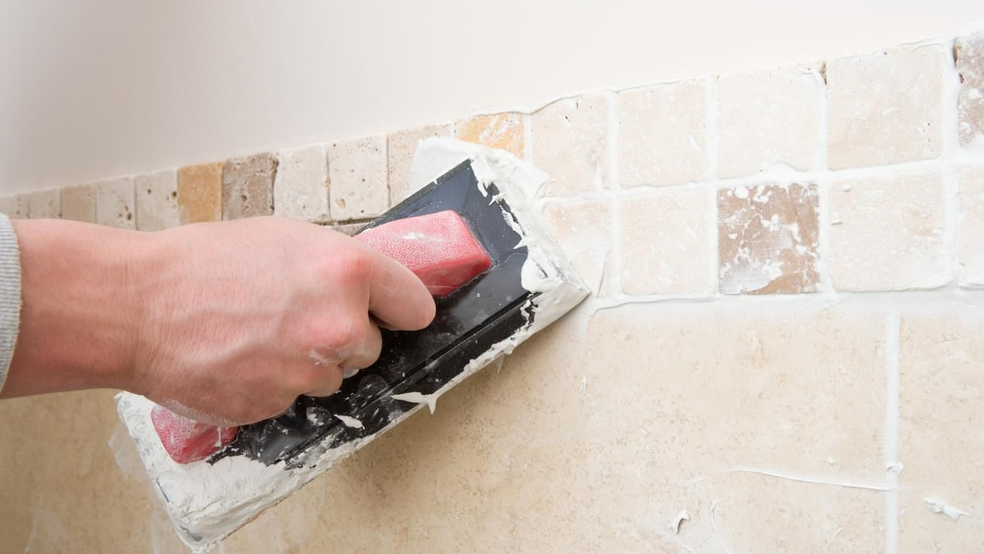 How do you remove dry grout from a tile surface grout and house how do you remove dry grout from a tile surface dailygadgetfo Images